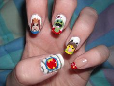 My Wonderpets Nails
