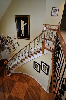 stairs iron - Google Search