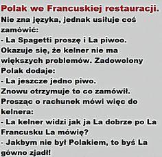 Demotywatory.pl Wtf Funny, Funny Memes, Jokes, Polish Memes, Bad Puns, Life Humor, Good Mood, Sarcasm, Fotografia