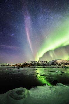 Auroras. Frank Olsen, Norway