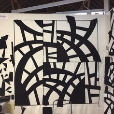 Finished Black and White Study at Crow Barn June 2017 - Cindy Grisdela