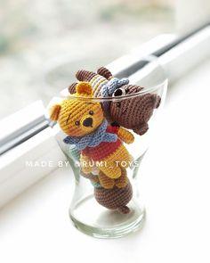 Educational and interesting ideas about amigurumi, crochet tutorials are here. Crochet Amigurumi Free Patterns, Crochet Animal Patterns, Crochet Bear, Stuffed Animal Patterns, Crochet Dolls, Free Crochet, Teddy Bear Crafts, Crochet Chain Stitch, Yarn Tail