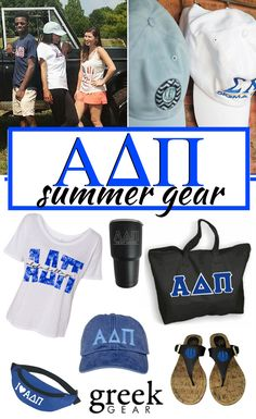 00067a715b7a Alpha Delta Pi Sorority Merchandise - Clothing and More