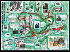 > Mappa dei Paesaggi Minerari da costruire con gli abitanti delle Colline Metallifere