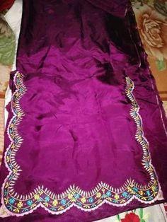 Designer Punjabi Suits Patiala, Latest Punjabi Suits, Punjabi Suits Designer Boutique, Punjabi Suits Party Wear, Boutique Suits, Embroidery On Clothes, Embroidery Fashion, Embroidery Dress, Simple Embroidery Designs