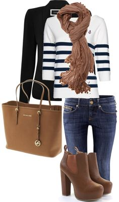"""Simple"" by cqcar ❤ liked on Polyvore"