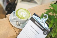 Die Brüher - Ein Coffeedate bei 35 Grad in Linz - coral and mauve Mauve, Coral, Foods, Drinks, Tableware, Linz, Food Food, Drinking, Food Items