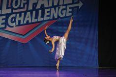 Simone Cameresi (Photo courtesy Hall of Fame Dance Challenge)