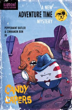 'Adventure Time: Candy Capers' #4 Gets Sweet Covers By Schwartz, Liang, Eskelinen And Dialynas