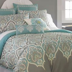 Kashmir Bedding Set