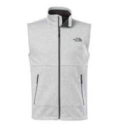 1f93971ae8c3d The Northface Men's Canyonwall Vest (X-Large). Brushed tricot collar lining.