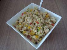 Couscous salade - koude maaltijdsalade