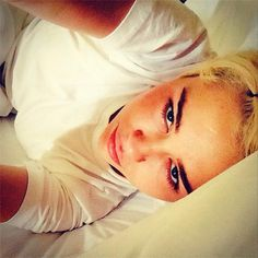 The best celeb #nomakeup Instagrams: Miley Cyrus