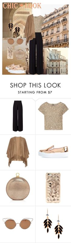 """""""Big city life"""" by richbitch09 ❤ liked on Polyvore featuring Miss Selfridge, Alice + Olivia, mel, River Island, Halston Heritage, Forever 21 and Dita"""