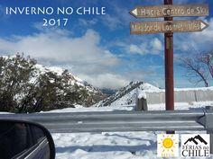 Chile no inverno é um roteiro elaborado para você que tem poucos dias livres mas quer aproveitar o melhor do inverno 2016. Vem Conhecer o Chile com a gente!