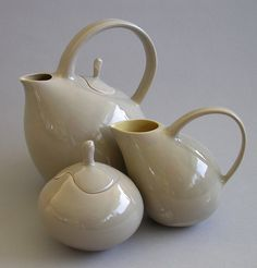 Mary Anne Davis tea set.