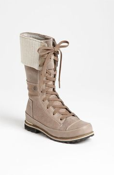 The North Face 'Snowtropolis' Boot available at #Nordstrom  I want these in Black. Can someone tell my husband?