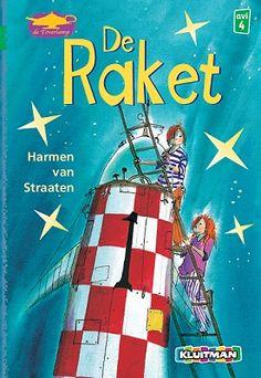 Prentenboek - De raket Learn Dutch, Astronaut Party, Robot Monster, Out Of This World, Elementary Schools, Sci Fi, Fiction, Van, Concept