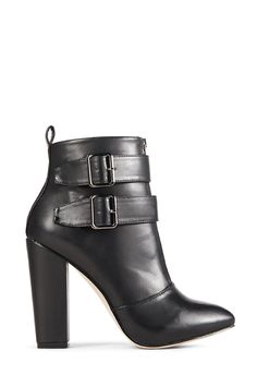 JustFab Ankle boots