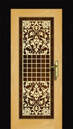 Main Door Design Entrance Veneer New Ideas Wooden Door Design, Main Door Design, Entrance Design, Wooden Doors, Deco Design, Glass Design, Diy Door Knobs, Double Doors Interior, Interior Door