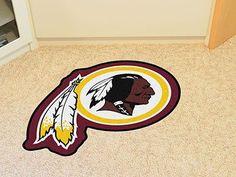 NFL - Washington Redskins Mascot Mat