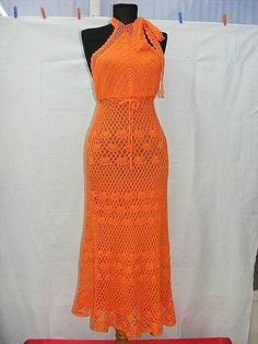 Mode Crochet, Crochet Lace, Crochet Skirts, Crochet Clothes, Clothing Patterns, Dress Patterns, Knit Dress, Lace Dress, Crochet Wedding Dresses