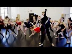Don't Drop That Arabesque- (Don't Drop That Thun Thun Thun Dance Parody) - YouTube