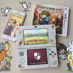 Credit @nintendoex4  #new3ds #nin10do #nintendo #ninstagram #wallpaper #theme #fireemblem #fireemblemechoes #fireemblemechoesshadowsofvalentia #shadowsofvalentia #alm #celica #cute #kawaii #adorable #anime #nintendolife #nintendo3ds #3ds #keychain #loveit #favorite #fun #gamerslife #gamer #gaming