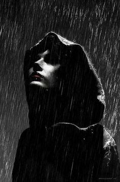 Raincoat in the Rain