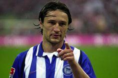 Niko Kovac: (Croatian) Hertha Zehlendorf, Hertha BSC, Bayer Leverkusen, Hamburger SV, Bayern Munich, Red Bull Salzburg