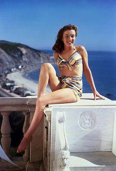 Norma Jeane by Joseph Jasgur, 1946.