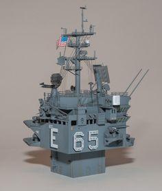 - uss Enterprise Part 12 Scale Model Ships, Scale Models, Uss Enterprise Cvn 65, The Big E, Iron Man Wallpaper, Aircraft Carrier, Model Building, Battleship, Missouri