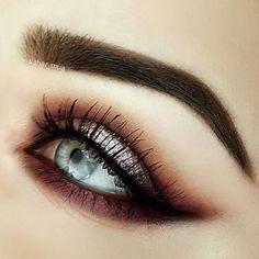 How pretty!  @sahar_mua | #makeup