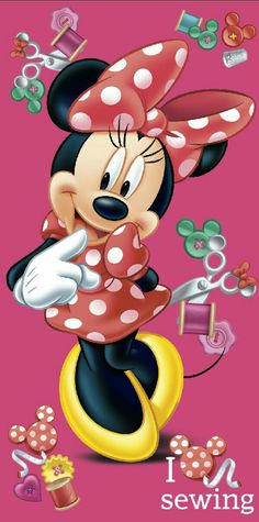 Minnie Mouse ❤