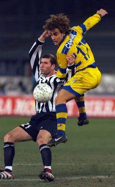 Zidane VS Fabio Cannavaro