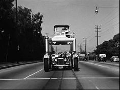 Monkey Business 1952 - Straddle Carrier