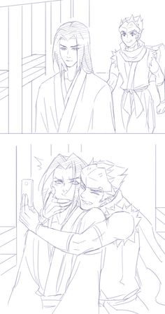 part no solely because we do not ship shimadacest in this house Overwatch Hanzo, Overwatch Comic, Overwatch Fan Art, Genji Shimada, Hanzo Shimada, Hanzo Dragon, Young Hanzo, Shimada Brothers, Fight Me Meme