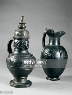Stock Photo : 6th century B.C., Etruscan art, Campana collection