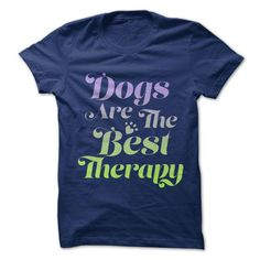 Dogs are the best therapy