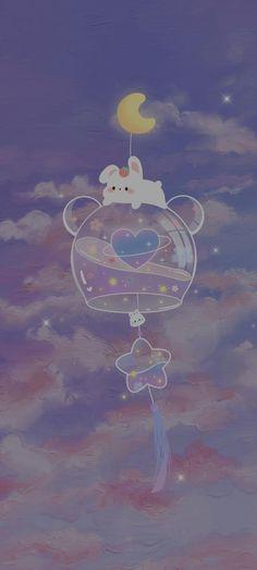 Purple Wallpaper Iphone, Trippy Wallpaper, Scenery Wallpaper, Kawaii Wallpaper, Aesthetic Iphone Wallpaper, Galaxy Wallpaper, Wallpaper Backgrounds, Aesthetic Wallpapers, Anime Girl Drawings