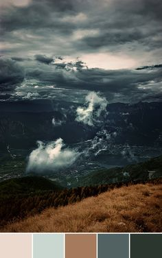 alpine storm