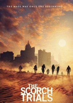 Labirent 2: Alev Deneyleri – The Maze Runner 2: The Scorch Trials | 2015 (Altyazılı)