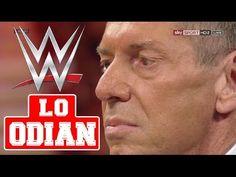 7 LUCHADORES DE WWE QUE NO SOPORTAN A VINCE MCMAHON