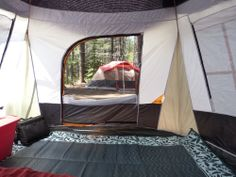 Amazon.com: Wenzel Montreaux 10 Person Family Dome Tent (Grey/White): Sports & Outdoors
