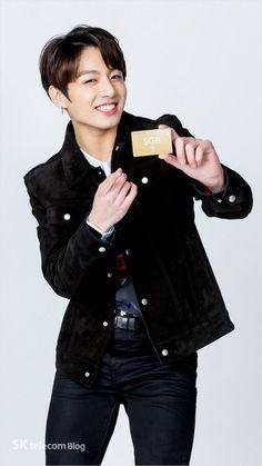 [SKTelecom/BLOG] 160315 #BTS #방탄소년단 @ Behind the Scenes #BTSxJessi CF #JUNGKOOK