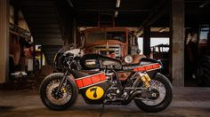 YAMAHA XJR1300 ~ JIGSAW CUSTOM MOTORCYCLES ~ ROCKETGARAGE