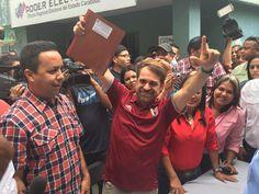Zona Educativa de Carabobo respalda candidatura de Rafael Lacava