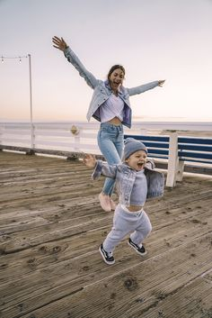 this is US ☀️ for as much as motherhood is about sacrifice, there is no role in life that makes me feel so free, so alive, and so… Mother Son Matching Outfits, Mom And Son Outfits, Family Outfits, Boy Outfits, Mommy And Son, Mom Son, Mom And Baby, Mother Daughters, Mother Son Pictures