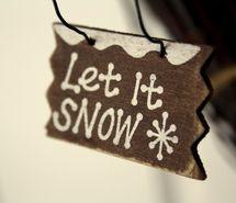 Let it SnOw *