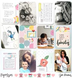 Paper Issues: Pocket Pages with Jen :: July Challenge! @jen_boumis